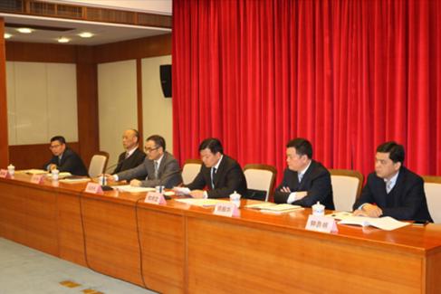 浙江省民族宗教工作视频会议在杭州市召开