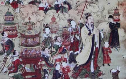 道教超度把亡魂送到了青城山還是送到了南昌?