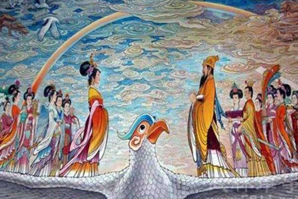 东华帝君真的做过四海八荒的天地共主吗?