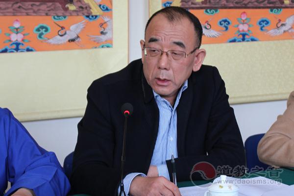 太原市民族宗教事务局副局长边军红