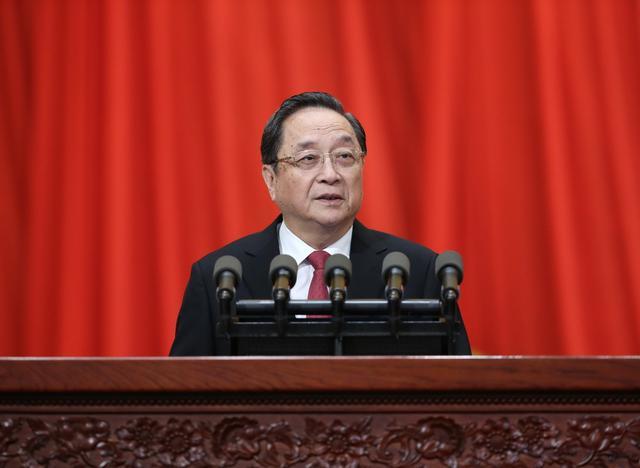 俞正声:贯彻党的民族宗教政策,促进民族团结宗教和睦