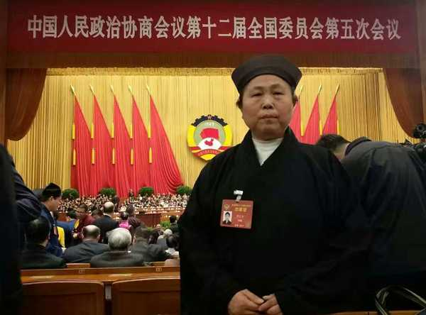 中国道教协会副会黄至安道长