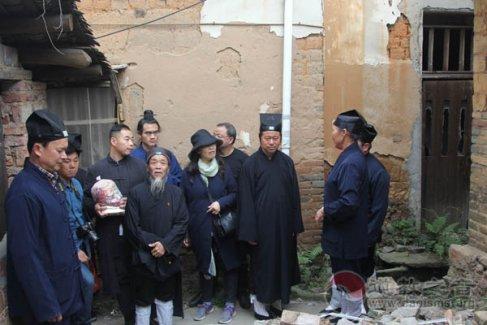 云南道教朝圣团赴江西于都紫阳观等地参访