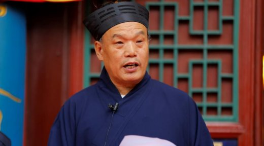 甘肃省道教协会会长袁宗善道长