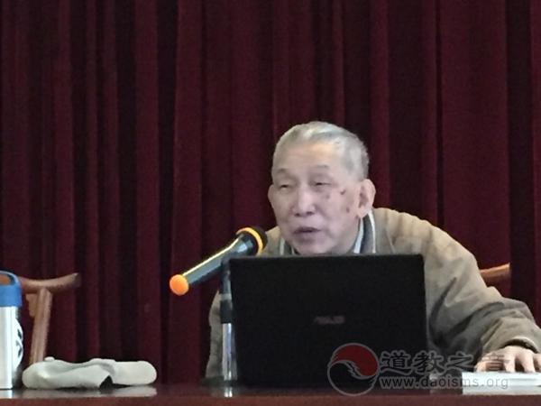 广东广州纯阳观崇玄馆举行第三学期学习班