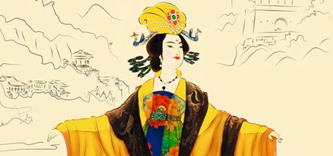 """女皇武则天的寡婆信仰:常住窑洞与""""女神""""仅一帘之隔"""