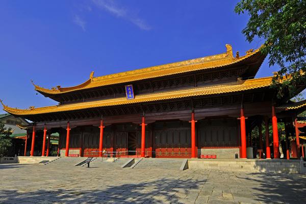 江苏南京朝天宫