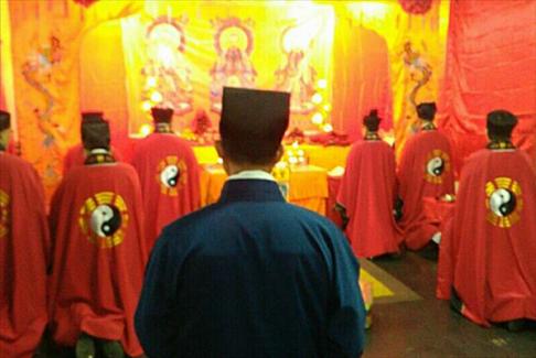 大同真武庙举办庆贺道祖太上老君圣诞法会