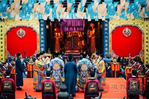 上海城隍庙玄元降圣节金箓大斋法会全景回顾