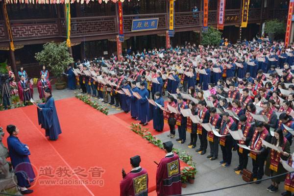 """上海城隍庙隆重举行丁酉年""""祭城隍""""大典"""