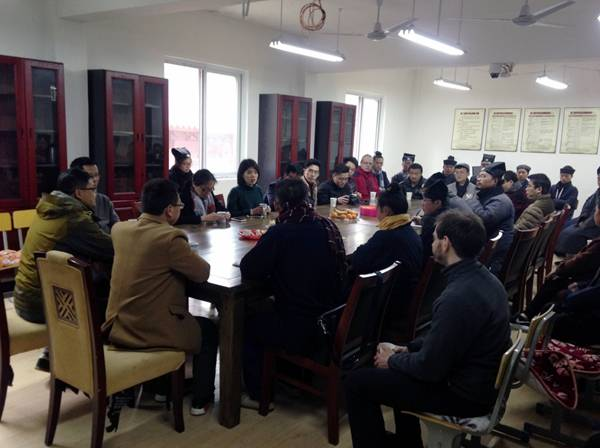 厦门大学道学与传统文化研究中心与浙江道教学院探讨合作思路