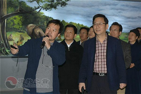 江苏省道教协会将在乾元观成立江苏道教艺术学院