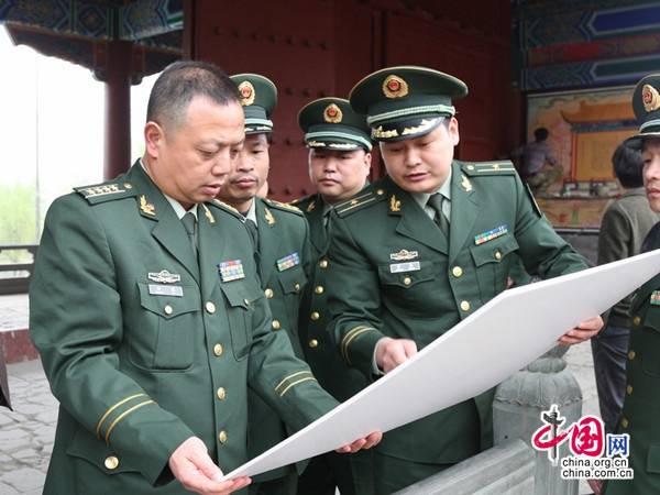 郑赩调研督导第四届国际道教论坛消防工作