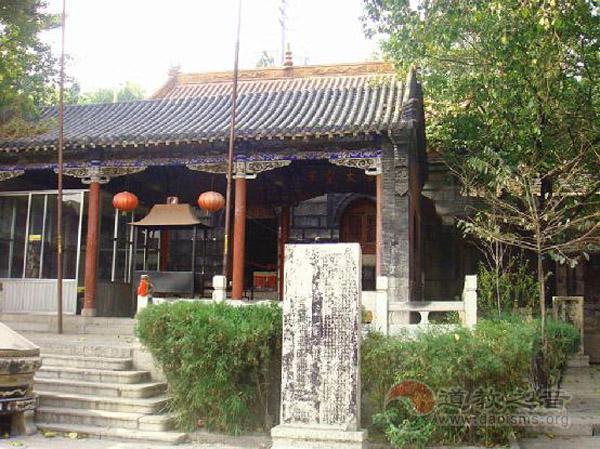 山东淄博玉皇宫