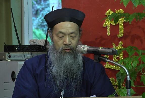 李光富道长:浅议孝道文化与道教修持的关系