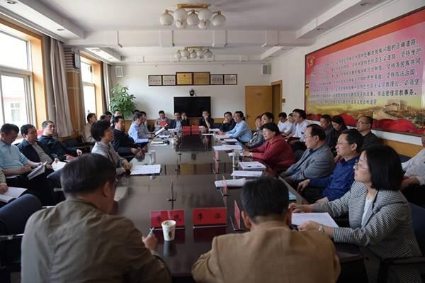 河北省民族宗教事务厅开展节前廉政教育会