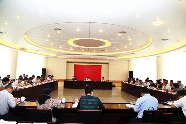 2017年广西宗教工作联席会议全体会议召开