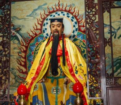 西安万寿八仙宫纪念吕祖诞辰1219周年活动专