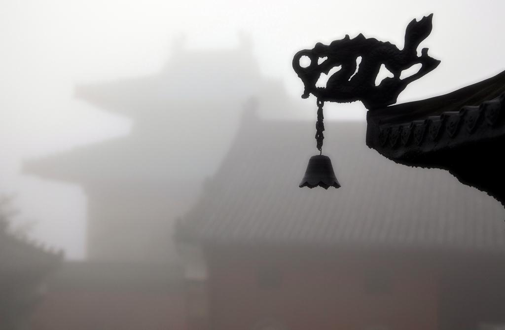 047优秀作品:祥龙佑古寺(姜德胜摄)
