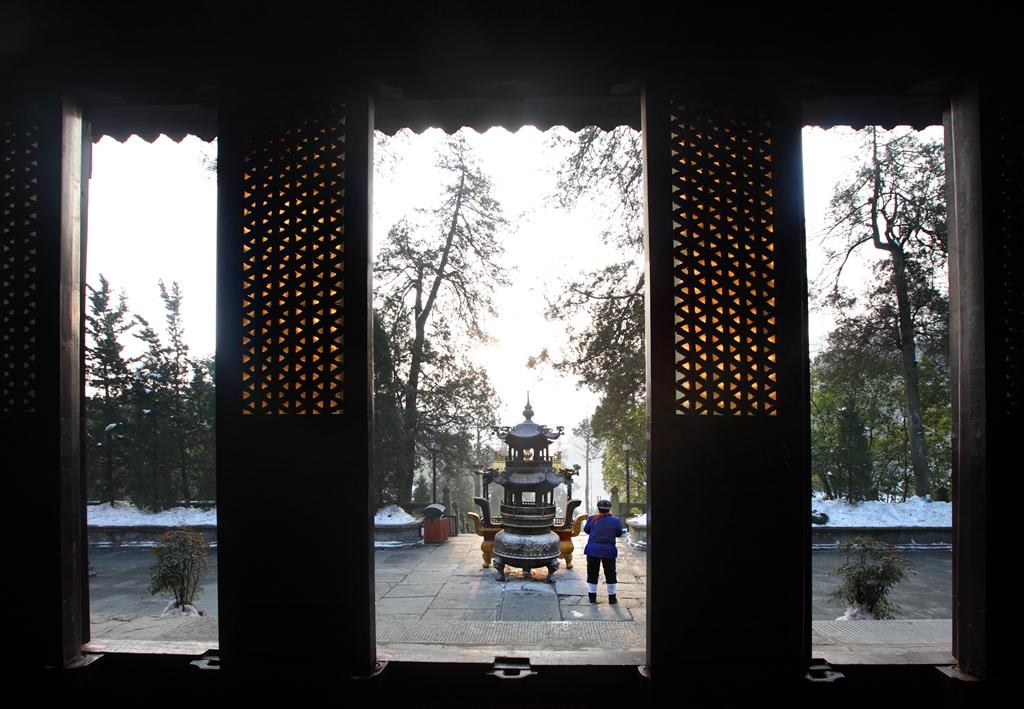 071优秀作品:道门文化(摄影:梁兆林)