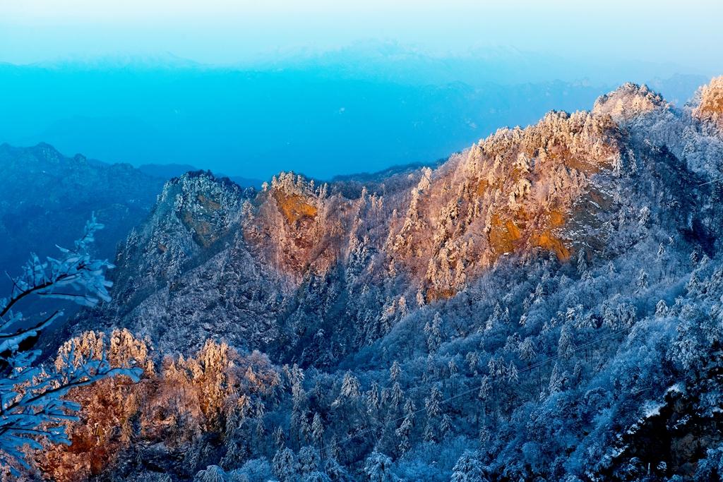 086优秀作品:冬日暖阳(摄影:卢红)