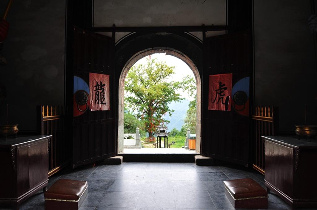 121优秀作品:龙虎呈祥(摄影:汤明)