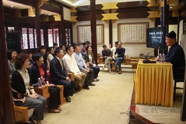 上海市政协副主席赵雯考察调研上海城隍庙