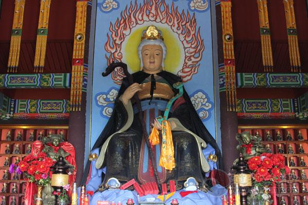 道教护法:黑妈妈在东北道教宫观中为何广泛奉祀?