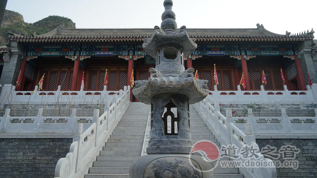 北京房山圣莲山真武庙