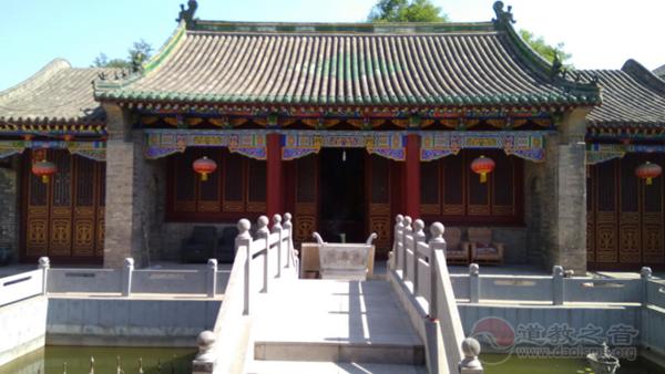 河南安阳相州城隍庙