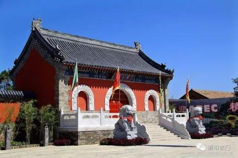 北京怀柔关公庙将举行宗教活动场所颁证仪式暨开光盛典