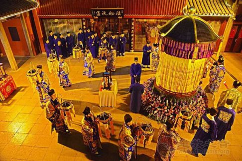 上海城隍庙丁酉年