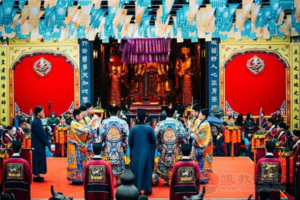 上海城隍庙丁酉年玄元降圣节回顾