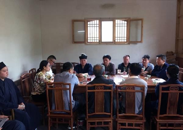 浙江道教学院召开院务工作会总结上半年工作