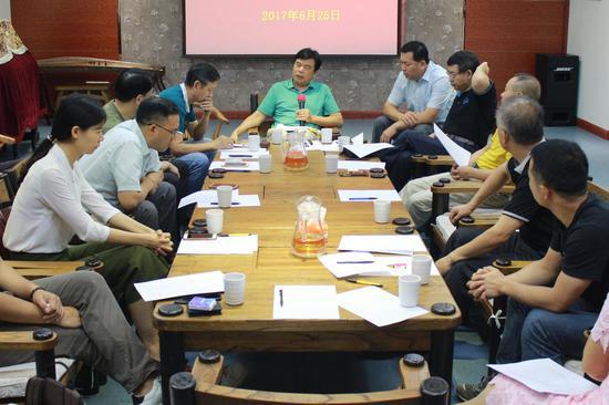 传统文化与当前中国国民信仰博士沙龙召开