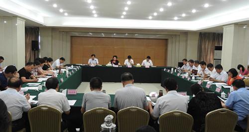 河南省民委召开推进民宗领域重点工作座谈会
