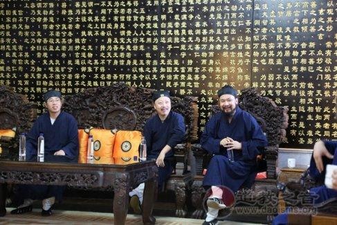 青岛崂山太清宫举行丁酉年传戒活动协调会