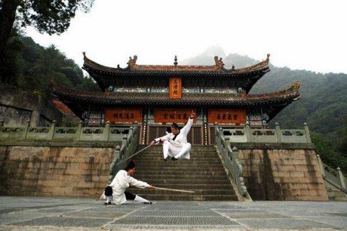 论中国传统武术与