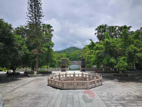 广东惠州冲虚观