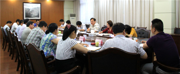 国宗局宗教信息新闻和舆情应对工作组到广西调研