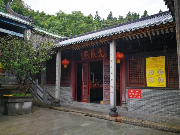 广东惠州罗浮山酥醪观