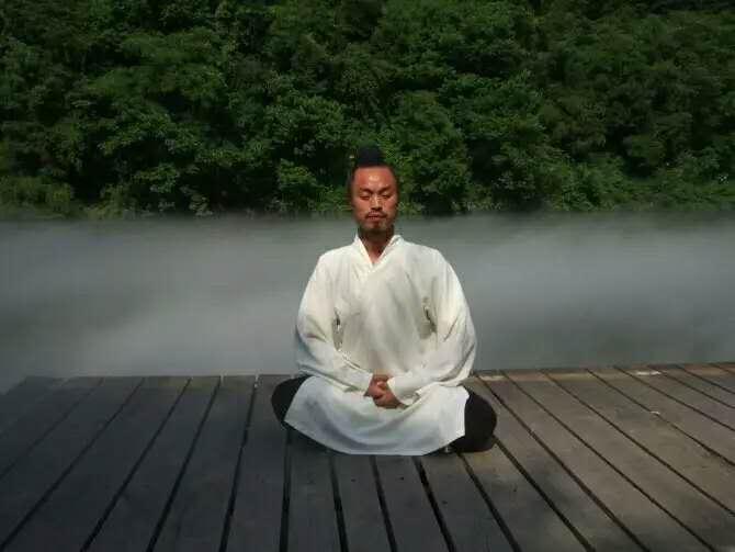 道教常见的六种呼吸锻炼方式,比如嘘呵呼呬吹嘻六字诀