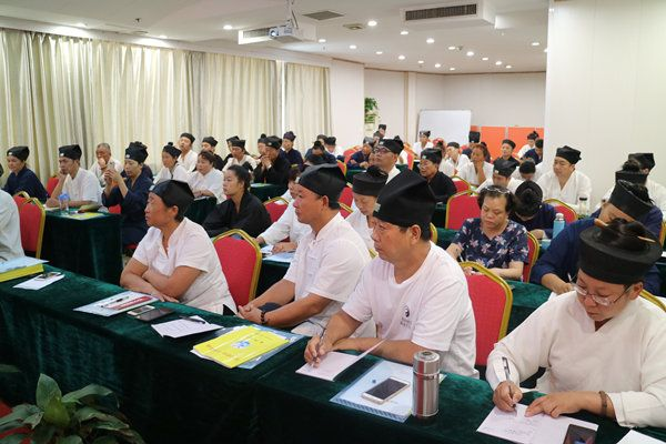 河南省道协举办全省道教界消防安全知识讲座