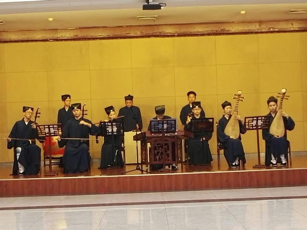 """安徽省道协开展""""我们的价值观我们的中国梦""""预演活动"""