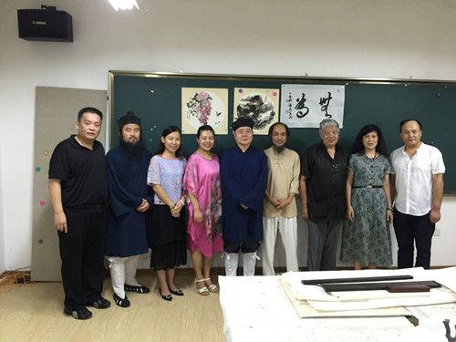 浙江工商大学与浙江道教学院开展全方位合作