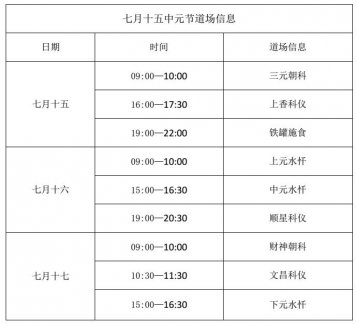 吉林省玄帝观农历