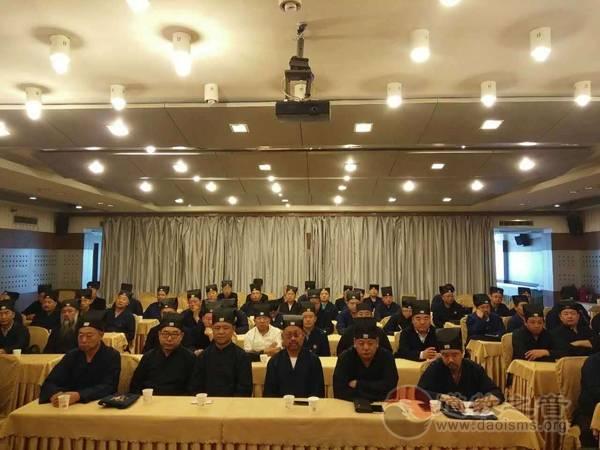 """宁夏银川市道协举办""""规范道风,提升素质""""培训"""