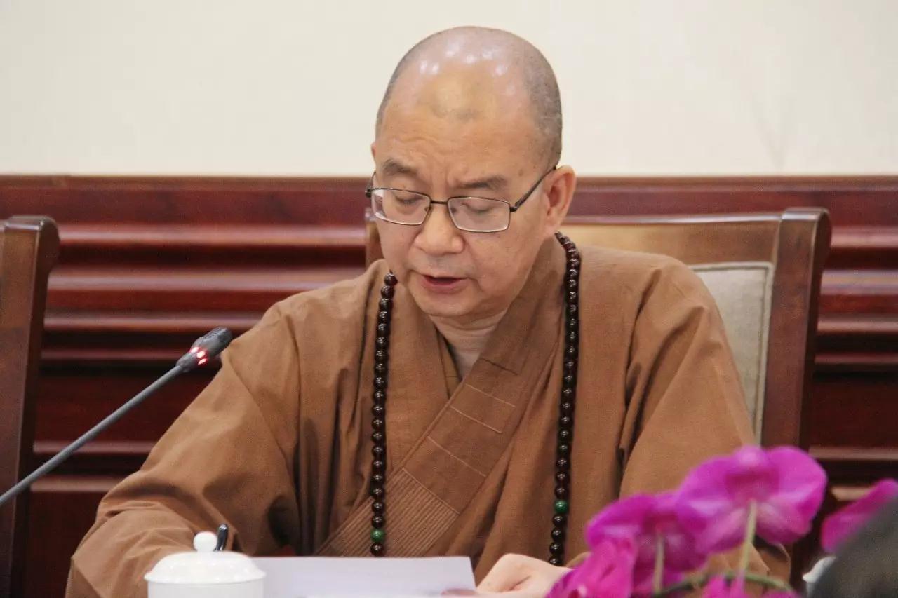 五大宗教领袖齐聚醇亲王府 就新修订《宗教事务条例》集体发声