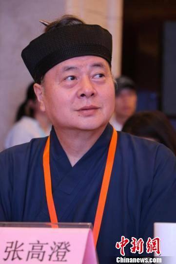 """中国道教协会副会长张高澄道长:从""""慈孝""""看""""道心"""""""