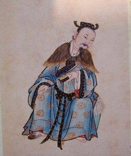 祖籍宝鸡的马丹阳祖师传奇故事